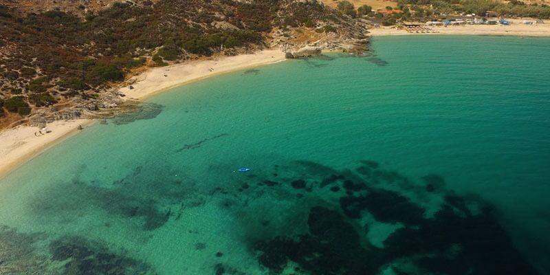kriaritsi-beach-aerial